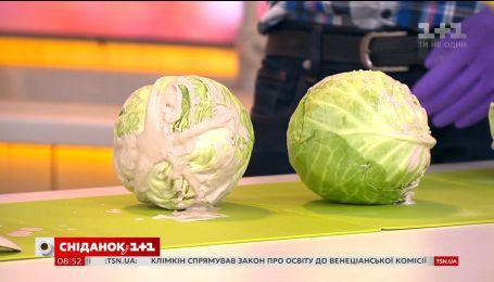 Наталя Підлісна розказала, як зберігати капусту протягом зими
