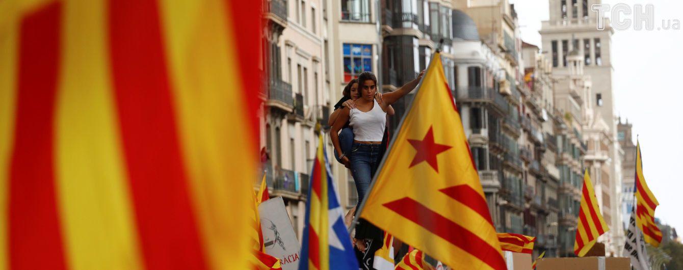 """Хватит кормить Мадрид. Что следует знать о """"референдуме"""" за независимость Каталонии"""