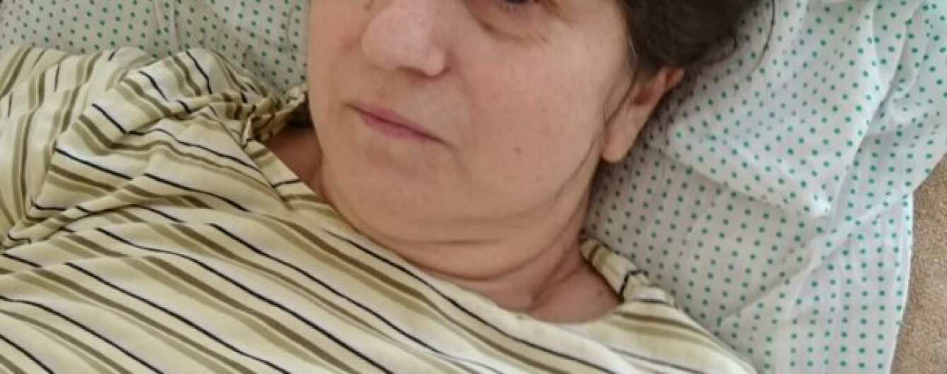 Допоможіть Ніні здолати рак нирки