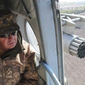 Муженко заявил, что ВСУ должны быть готовы дать отпор России в любой момент