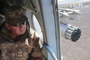 Муженко заявив, що ЗСУ повинні бути готові дати відсіч Росії в будь-який момент