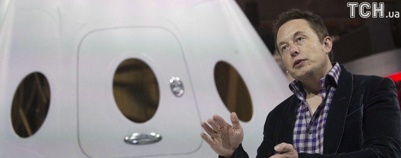 Маск збирається перевозити людей на Землі ракетами – за півгодини в будь-яку точку планети