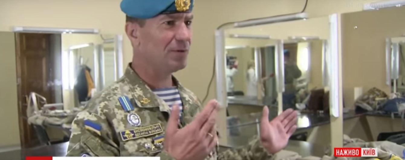"""В Киеве устроили фестиваль """"Песни, рожденные в АТО"""""""