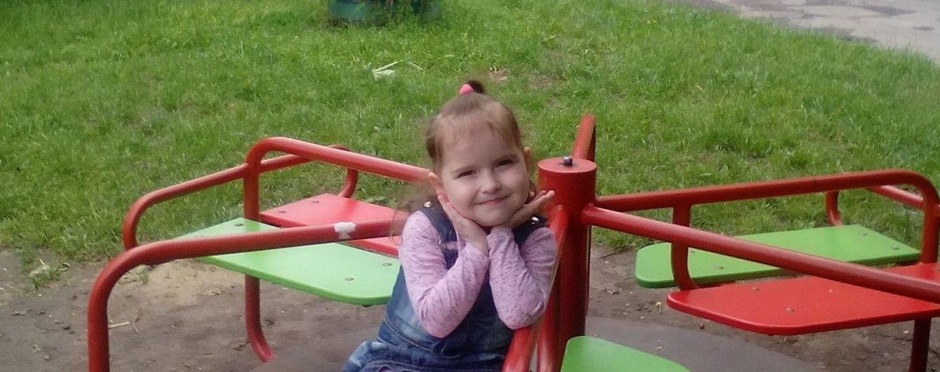 Срочная помощь нужна 6-летней Валерии Шабала
