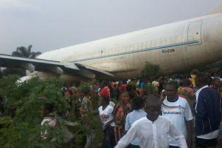 У Конго розбився військовий літак, на борту якого могли бути українці