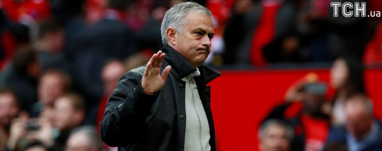 """Главного тренера """"Манчестер Юнайтед"""" в срочном порядке вызвали в суд"""