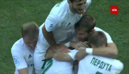 Черноморец - Ворскла - 0:1. Видео гола Кулача