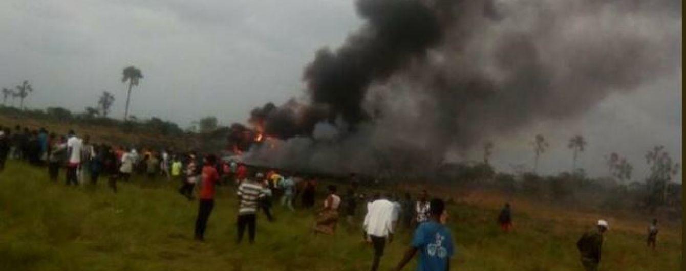 Миротворцы подтвердили смерть трех украинцев на борту военного самолета в Конго