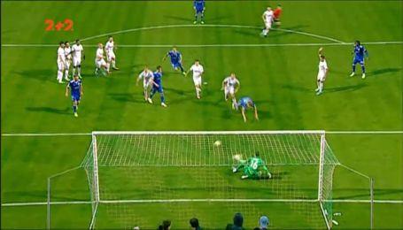 Заря - Динамо - 4:4. Невероятное противостояние участников Лиги Европы
