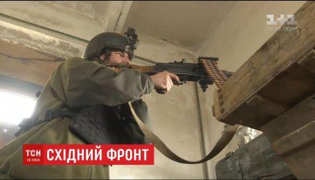 Один український військовий підірвався на міні біля Богданівки