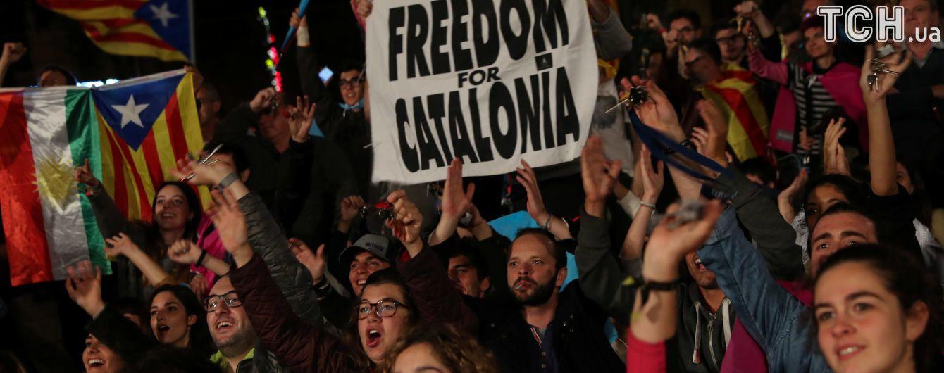 У каталонському парламенті незабаром вирішать долю суверенітету регіону