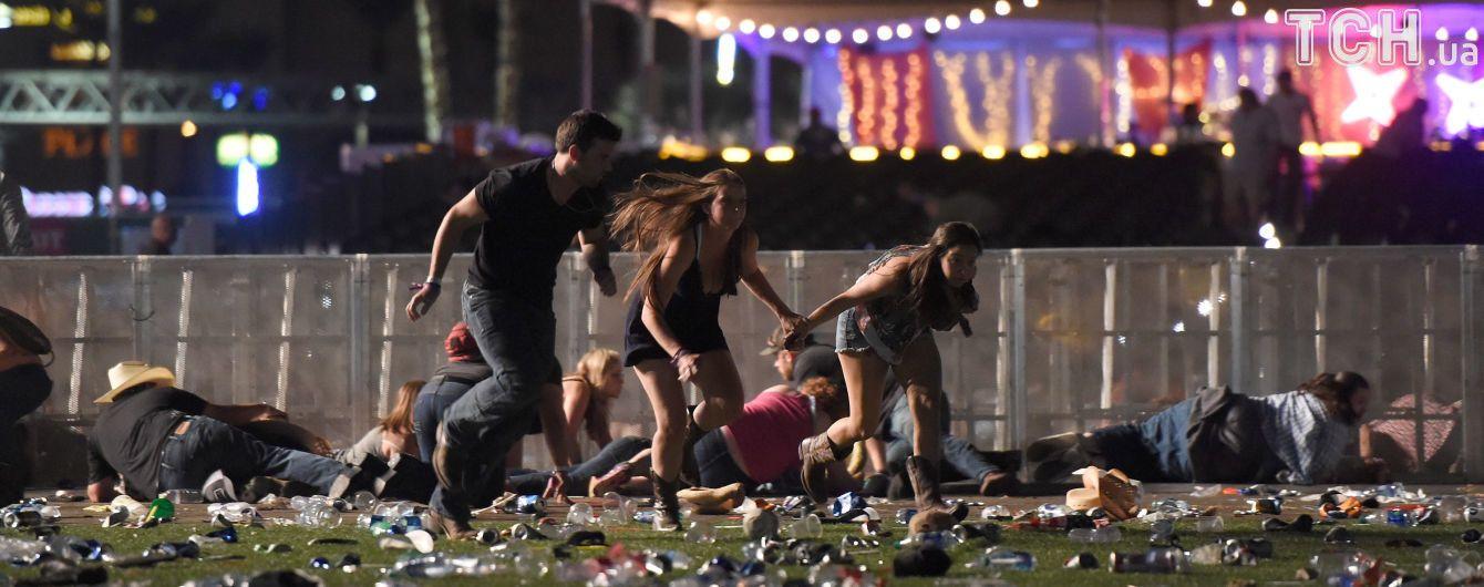 Число жертв стрельбы в Лас-Вегасе значительно выросло