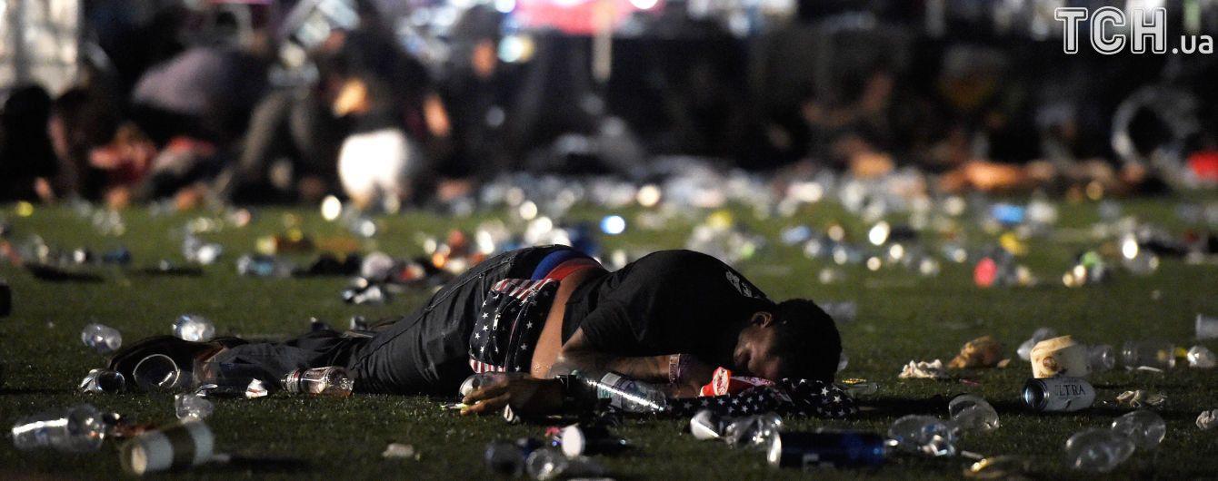 Стрілянина у Вегасі: поліція шукає ймовірну співучасницю підозрюваного у масовому вбивстві