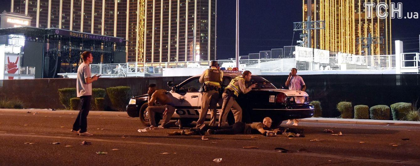 У Лас-Вегасі вбили чоловіка, який відкрив стрілянину біля казино