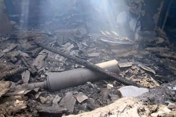 Ситуация возле Калиновки: спасатели до сих пор детонируют боеприпасы