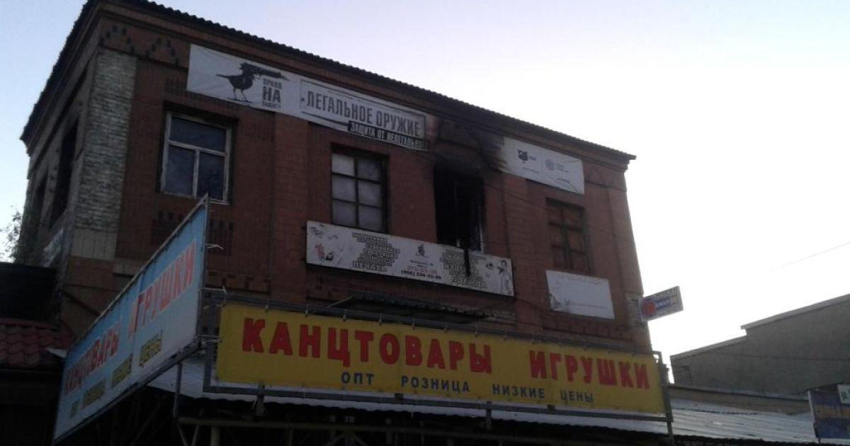 @ ГСЧС в Запорожской области