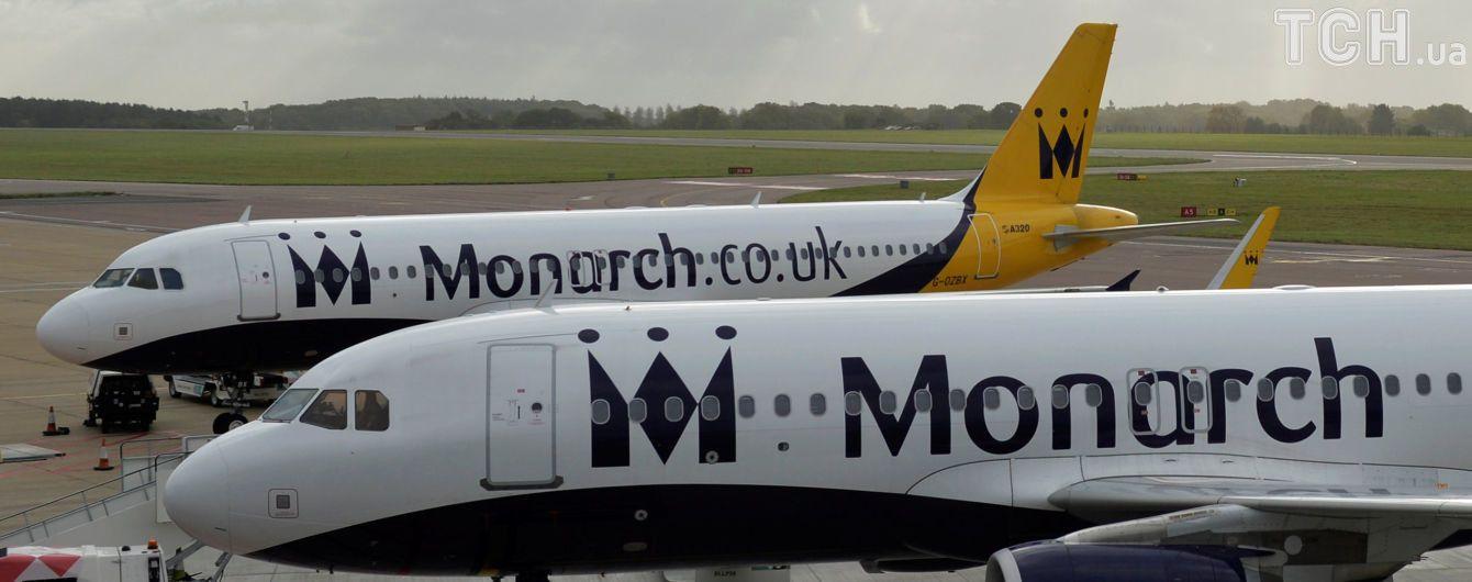 110 тысяч британцев застряли за рубежом из-за банкротства авиакомпании Monarch Airlines