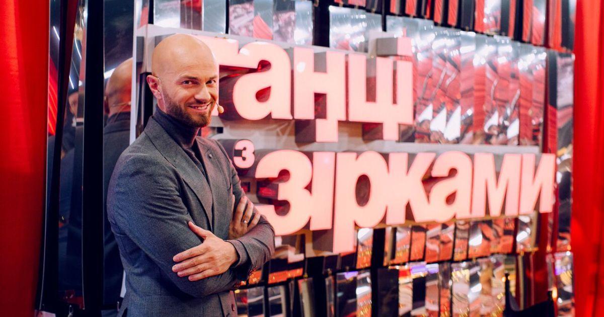 """Шестой эфир """"Танців з зірками"""" @ пресс-служба канала """"1+1"""""""