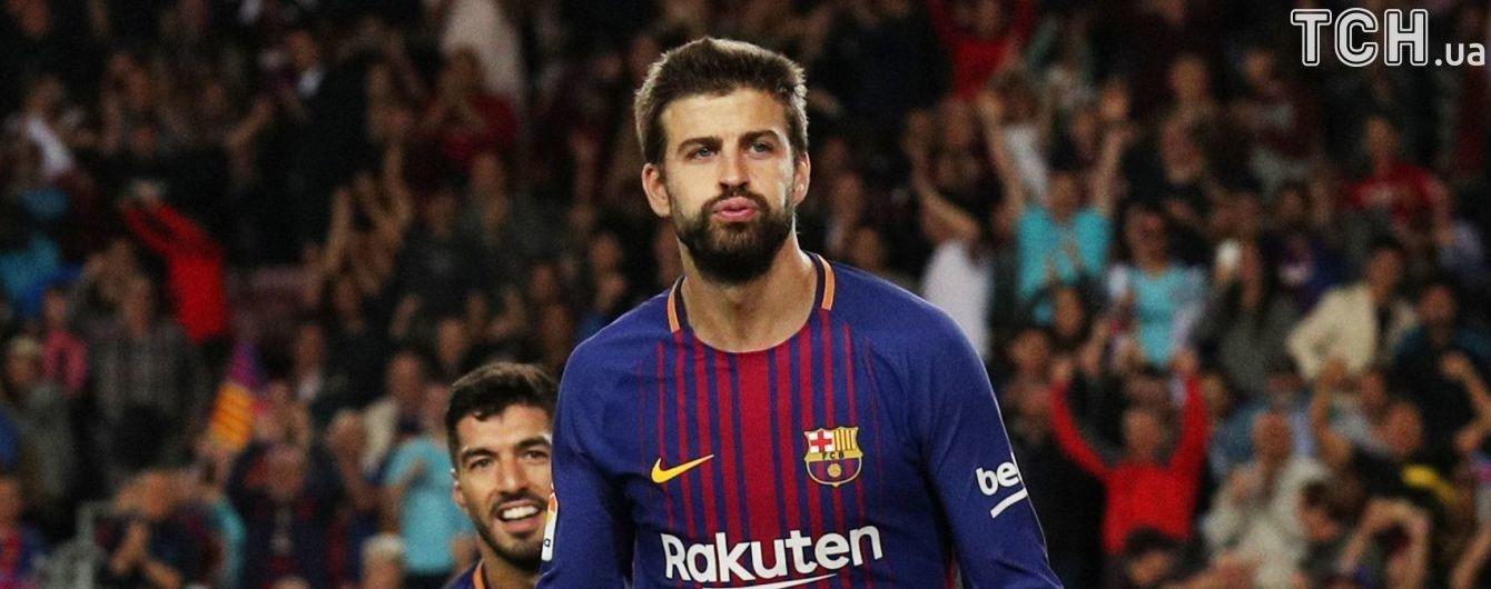 """Игрок """"Барселоны"""" готов покинуть сборную Испании перед ЧМ-2018 из-за политики"""