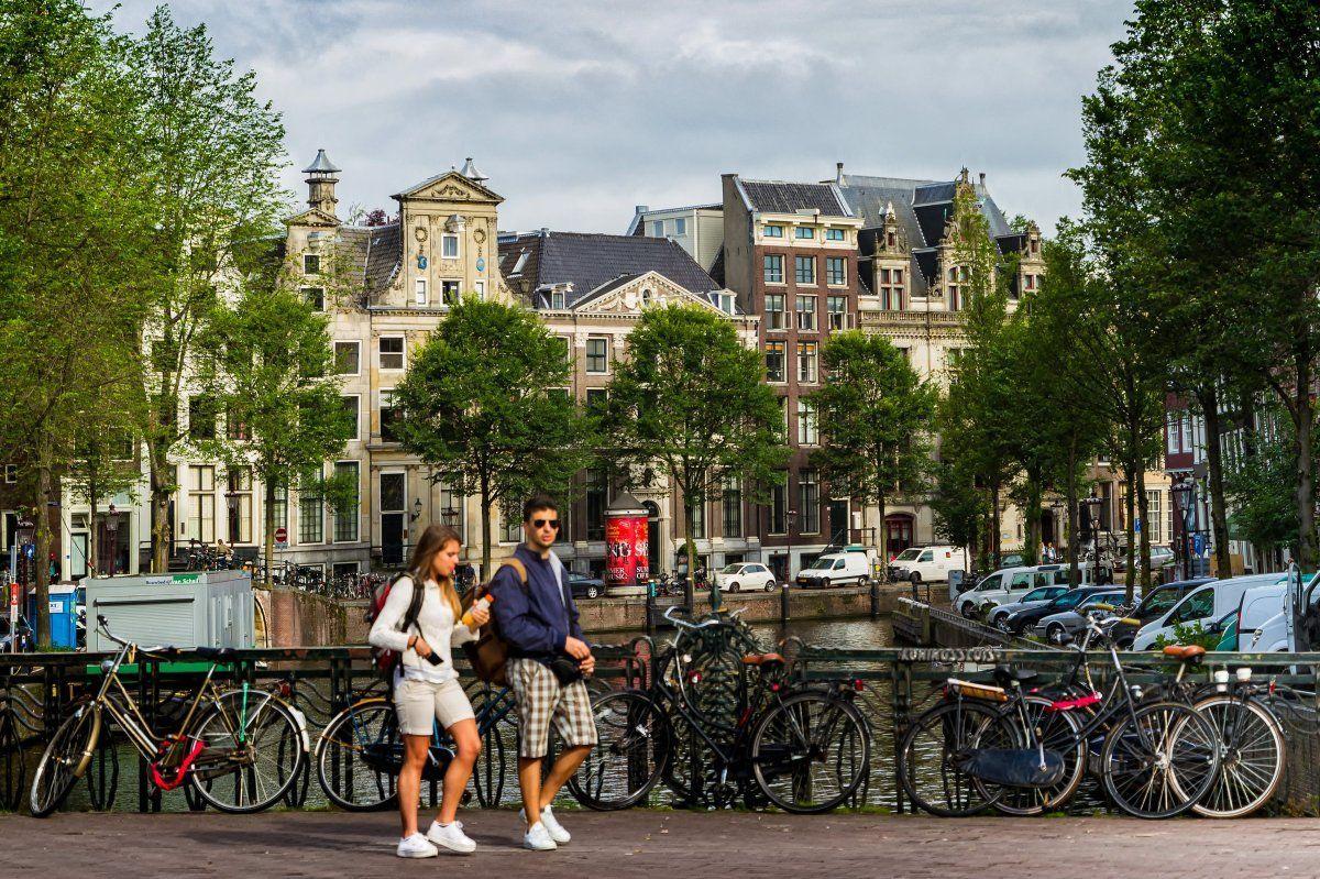 Велосипед, Нідерланди, подорож на велосипеді