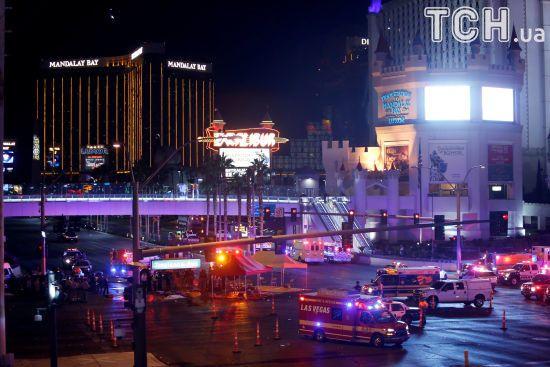 Вбивцю понад півсотні людей у Лас-Вегасі викрила пожежна сигналізація
