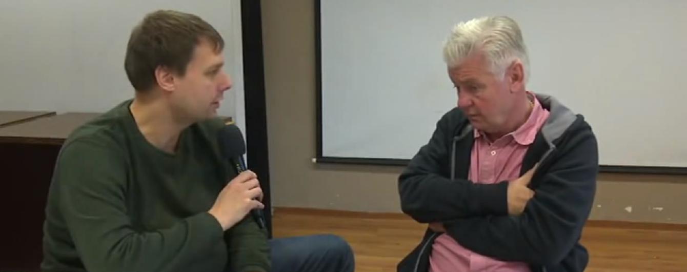 Главный тренер немецкого футбольного клуба на пресс-конференции выкрикнул нацистское приветствие