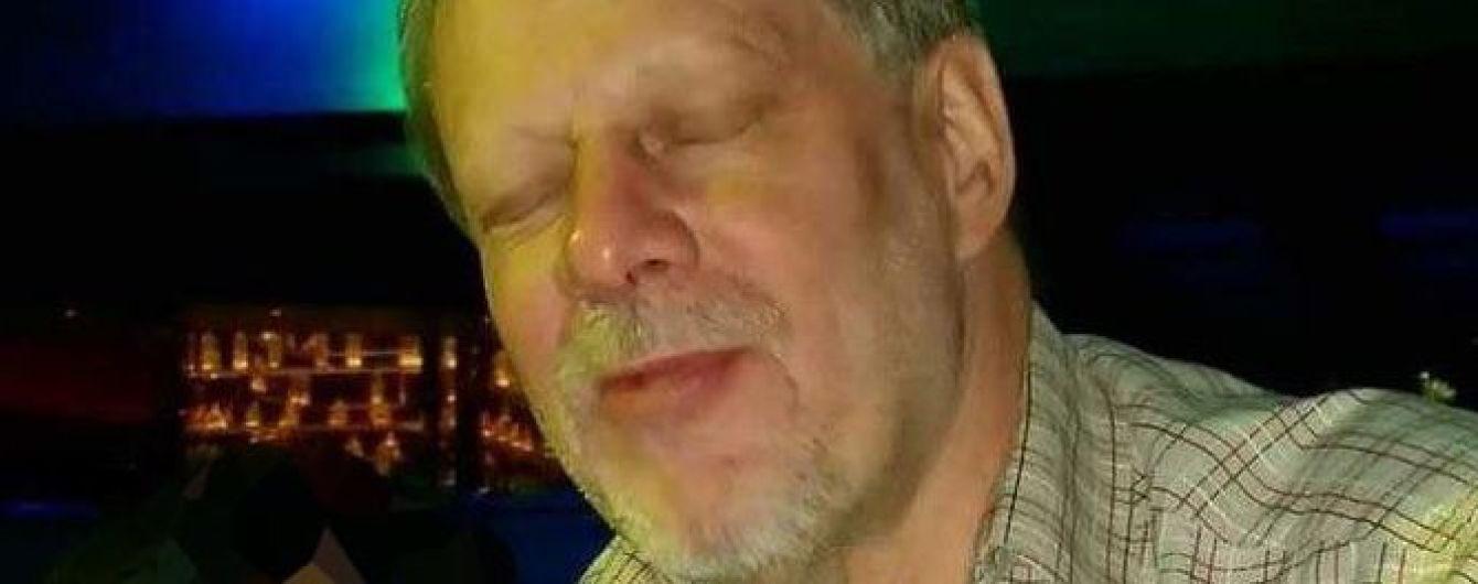 Стрелок из Лас-Вегаса оказался сыном одного из самых разыскиваемых ФБР преступников