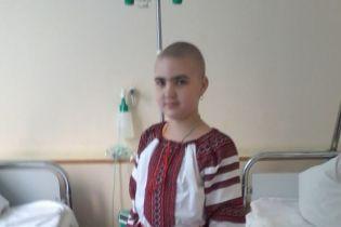 Сотни тысяч гривен нужны для спасения жизни Даши