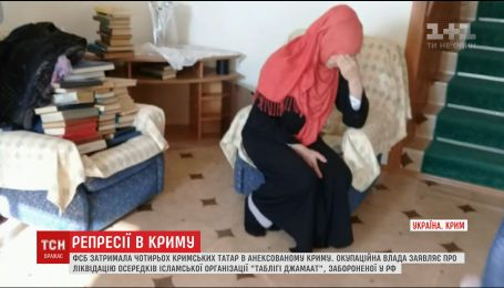 В окупованому Криму Російська влада продовжує терор татар