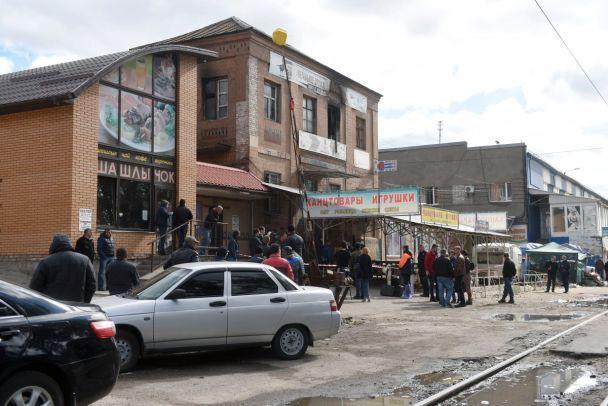 Владелец нелегального хостела в Запорожье погиб в огне вместе с четырьмя постояльцами