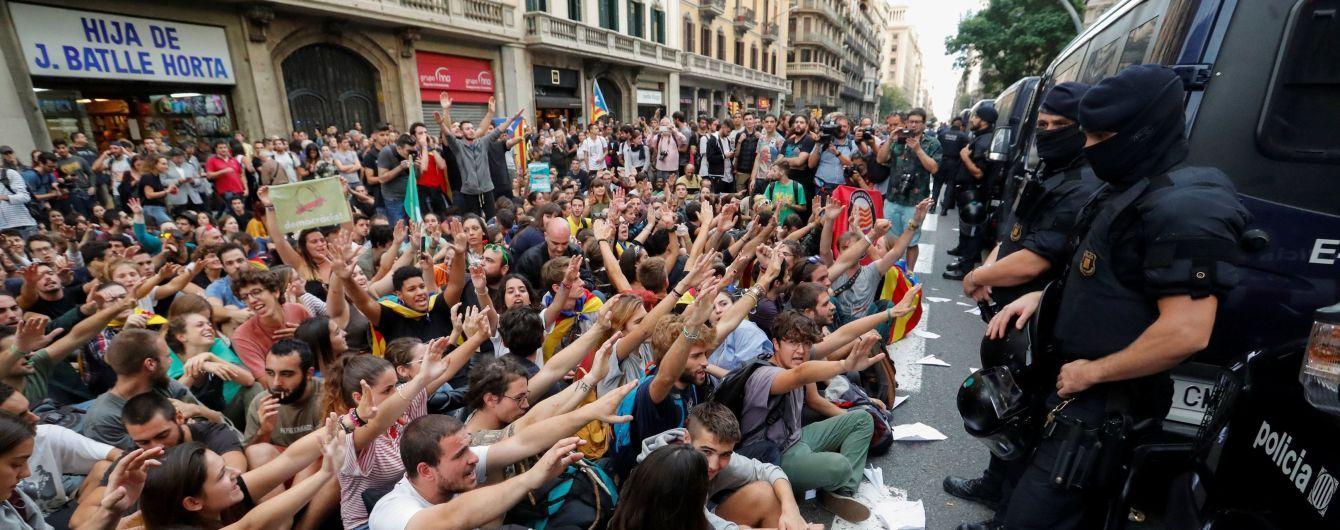 """Евросепаратизм. Как Испания с беспорядками не отпускает Каталонию и в каких еще странах может """"взорваться"""""""