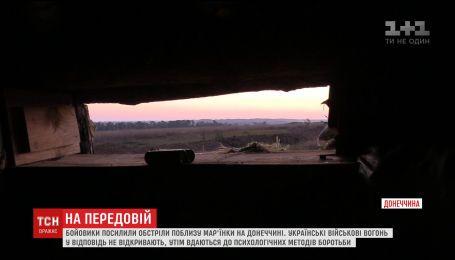 Українські бійці відповідають на ворожі атаки мелодією Гімна України