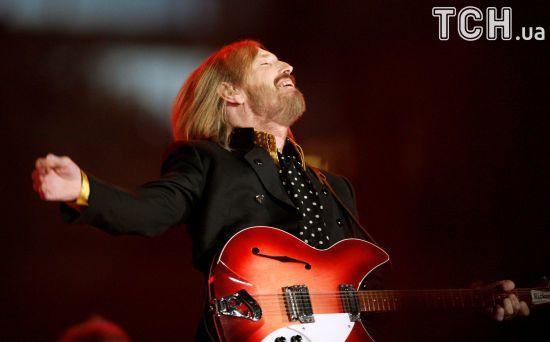 Родина підтвердила смерть американського музиканта Тома Петті