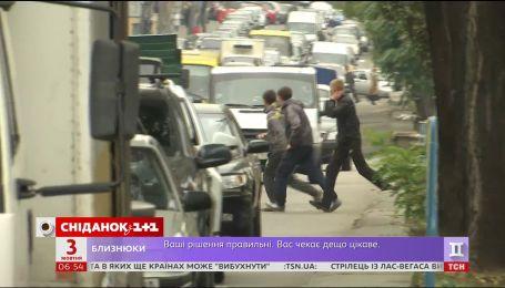 В Украине участились ДТП с участием пешеходов
