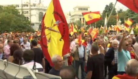 Ціна Каталонського референдуму: Європейська комісія заявила, що не визнає результатів голосування