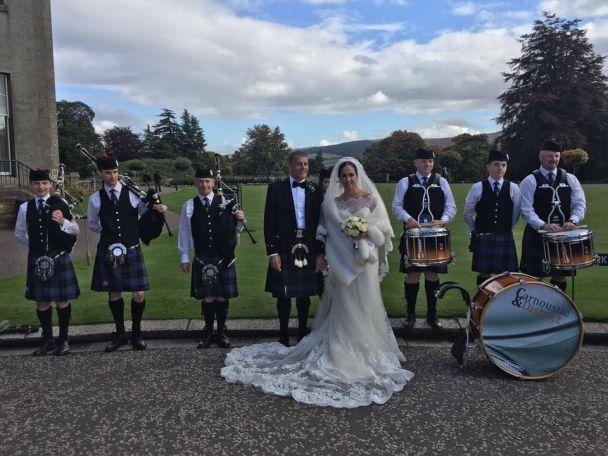 Колишня депутатка-комуністка Оксана Калетник вийшла заміж за шотландця