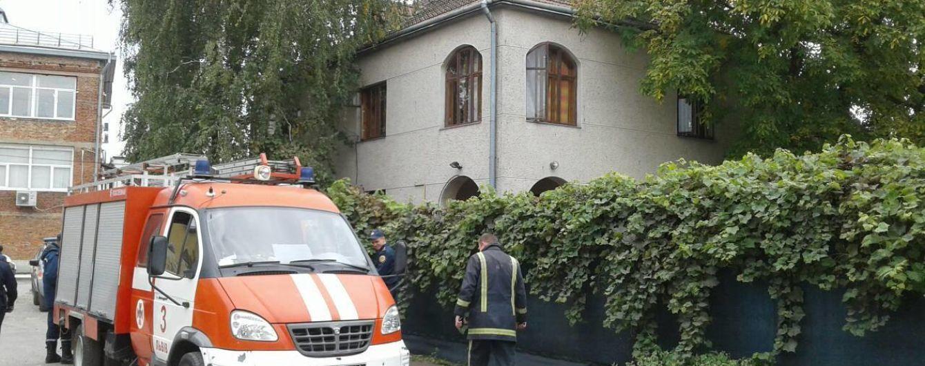 У Львові спалахнула пожежа в дитсадку, 40 дітей евакуювали з задимленої будівлі