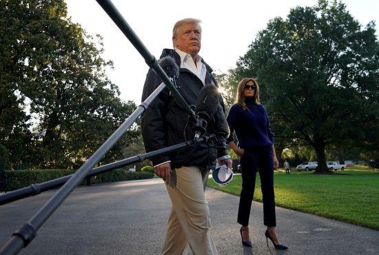 Білий дім поставив крапку у секс-скандалі з Трампом