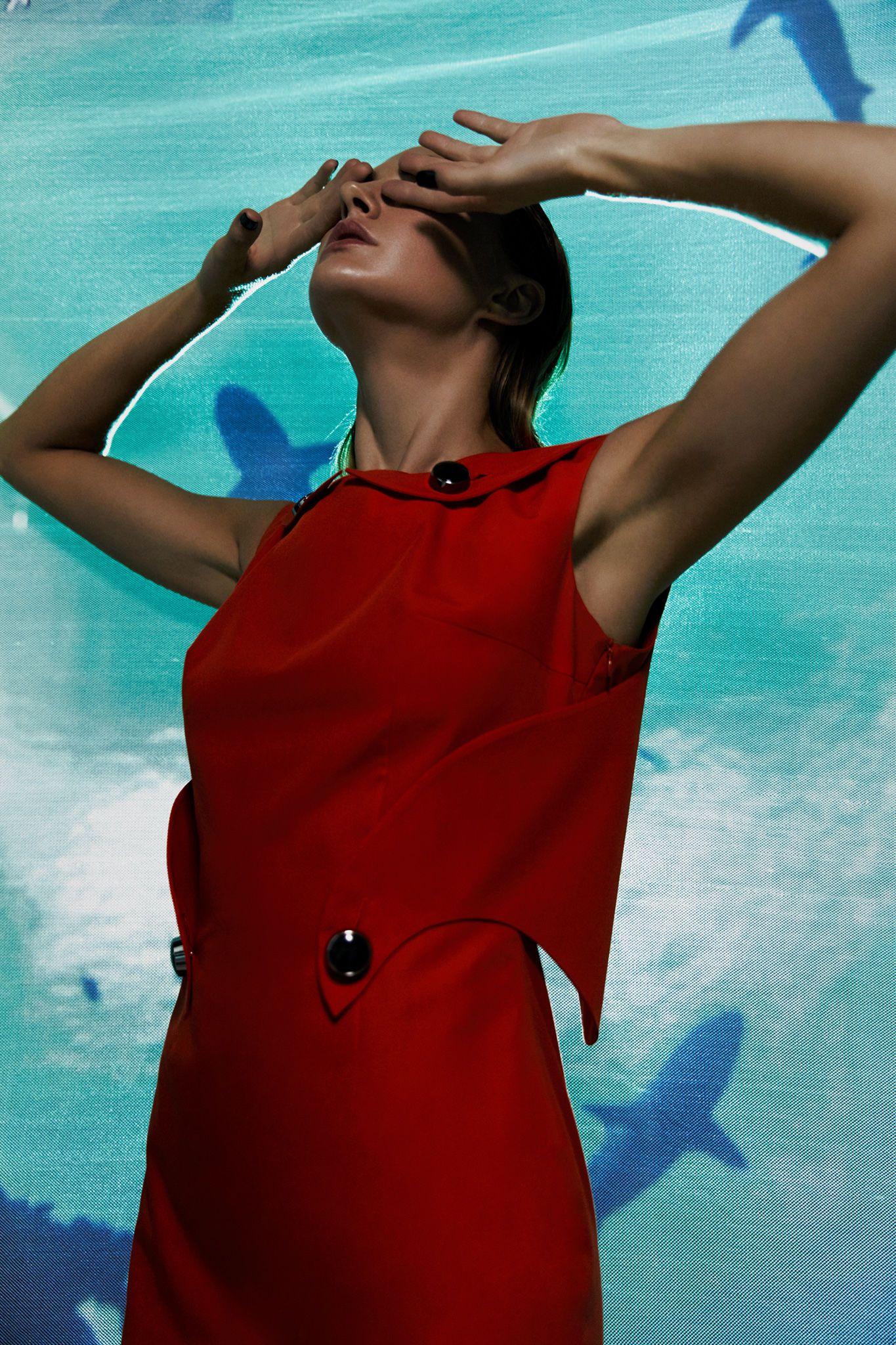 LAYAH в фотосессии для бренда LYUMOS _9