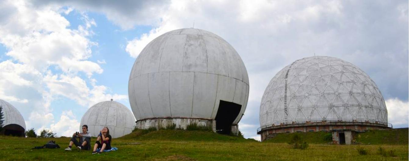 """5 атмосферних місць Буковини: """"космічна"""" станція, казкові гори та унікальна архітектура"""