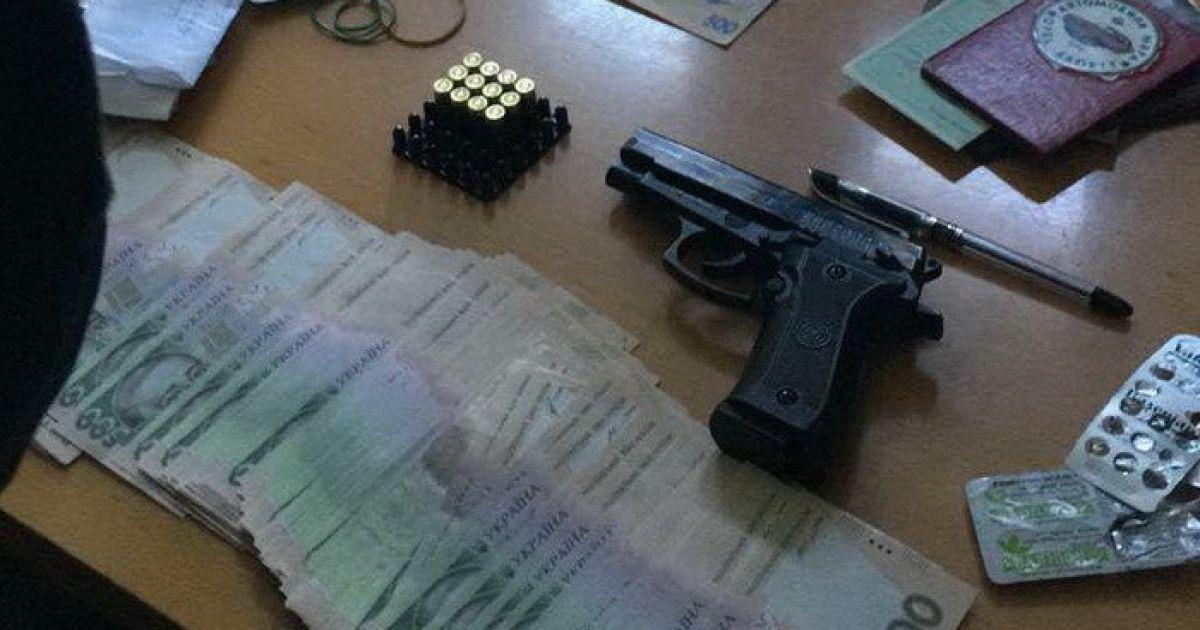 СБУ разоблачила взяточников в Донецкой области @ СБУ