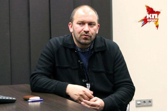 Радник Захарченка Олександр Казаков