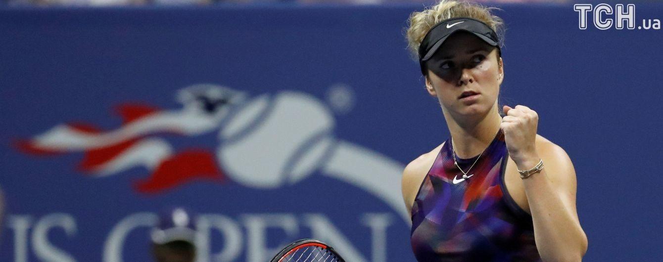 Світоліна вийшла до 1/8 фіналу на турнірі у Пекіні та потрапила на росіянку