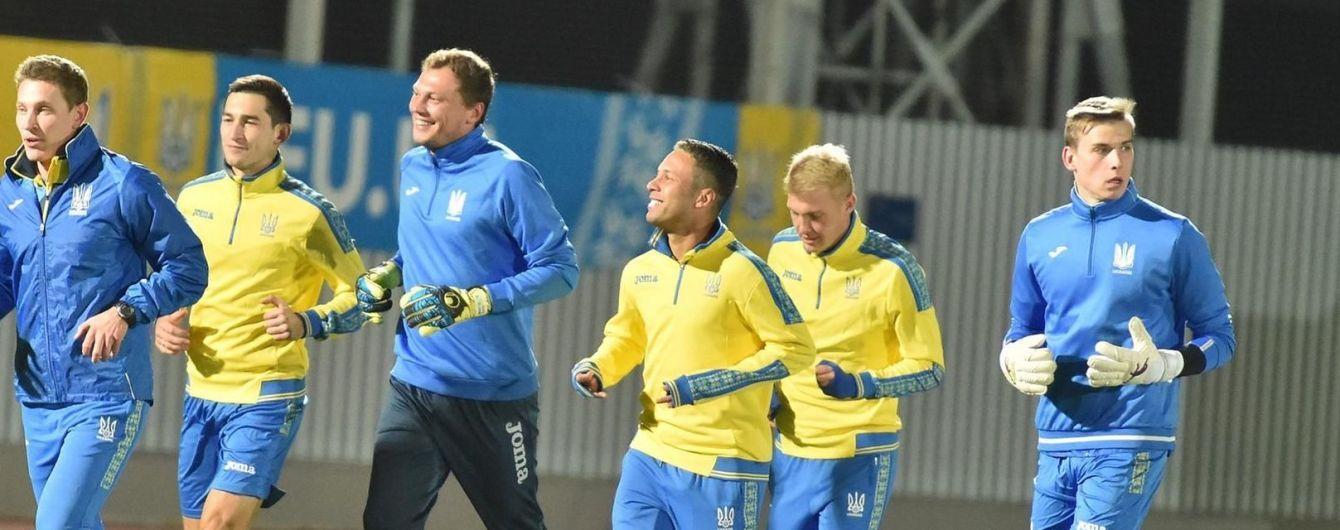 Склад збірної України на матч з Косовом: Марлос не потрапив у старт