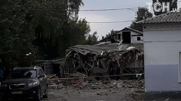 УСумах навиробництві стався вибух: постраждали троє