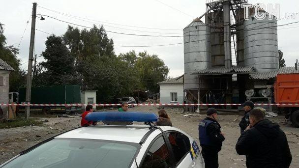 Нахарчовій фабриці уСумах стався вибух: моторошні фото
