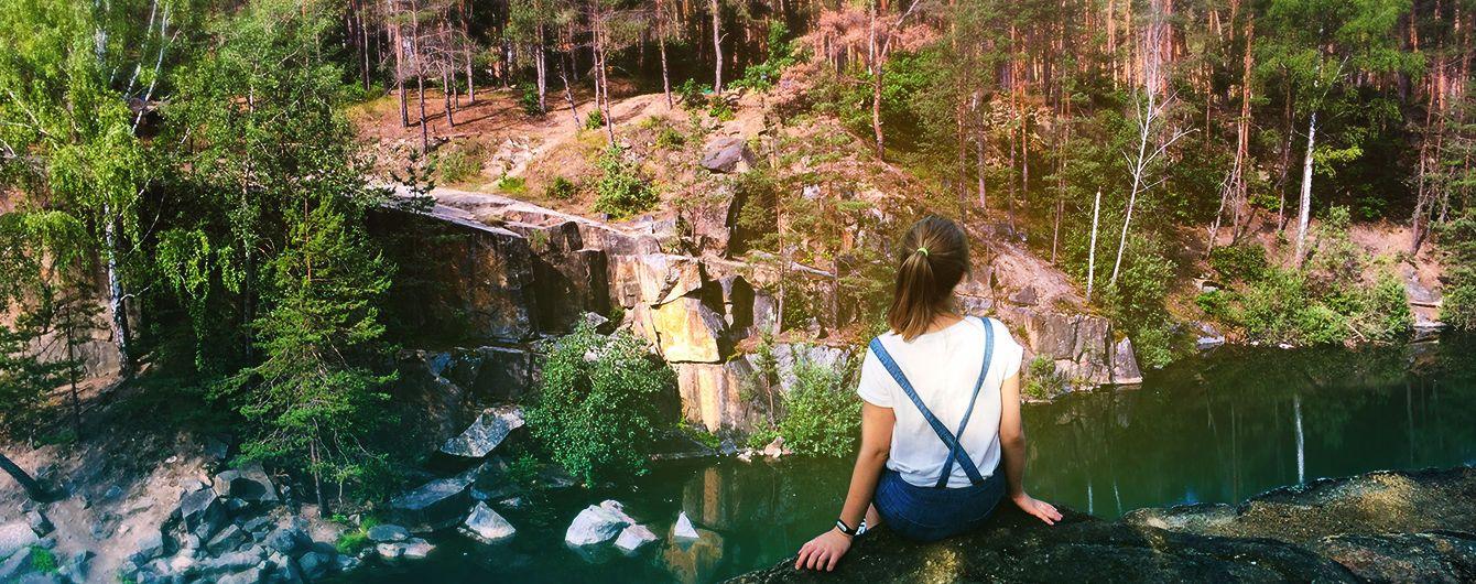 Коростишівський каньйон, для блогів