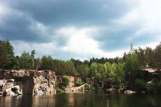 Коростышевский каньон: незабываемый отдых и крутые фото под самым Киевом