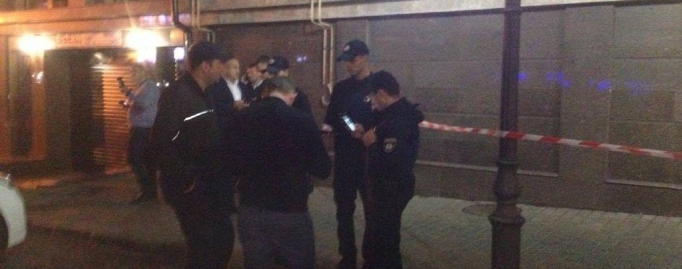 В центре Одессы совершено покушение на первого заместителя головы облсовета
