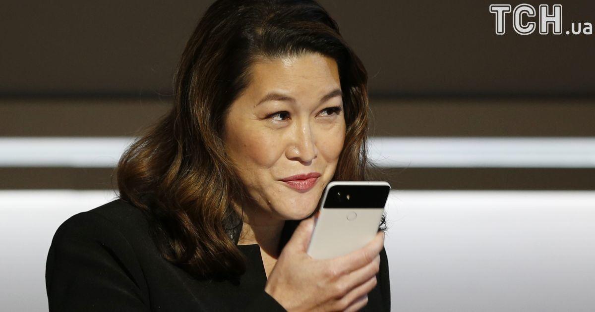 Google показала два новых смартфона - Pixel 2 и Pixel 2 XL. @ Reuters